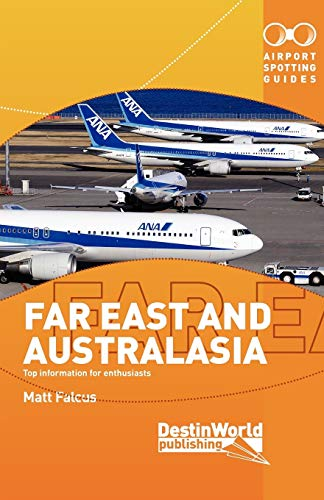 9780956718716: Airport Spotting Guides Far East & Australasia