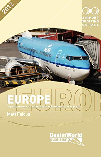 9780956718723: Airport Spotting Guides Europe