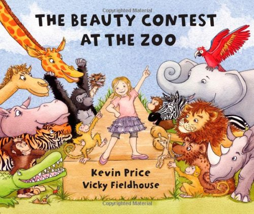 9780956719607: The Beauty Contest at the Zoo