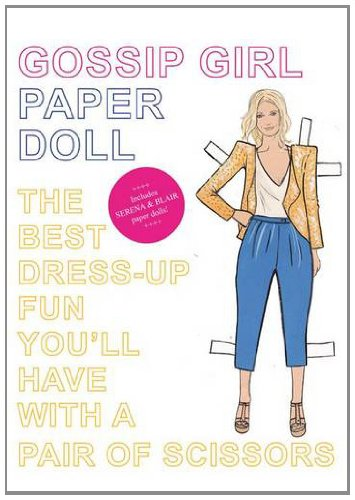 9780956720825: Gossip Girl Paper Doll