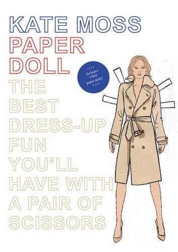 9780956720832: Kate Moss Paper Doll