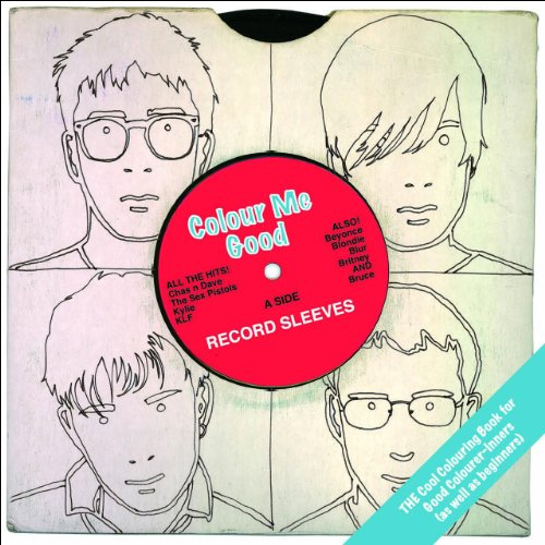9780956720849: Colour Me Good Record Sleeves