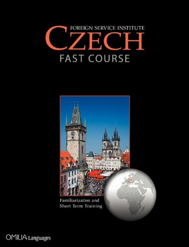 Foreign Service Institute Czech Fast Course: Radovan Pletka