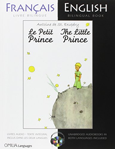9780956721594: The Little Prince: A French/English Bilingual Reader (English and French Edition)