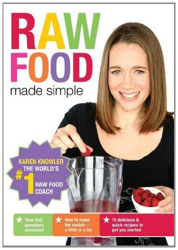 9780956725608: Raw Food Made Simple