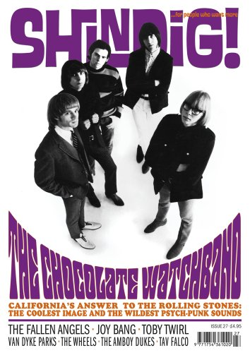 9780956736918: Shindig! No.27: The Chocolate Watchband
