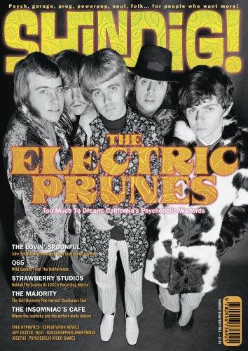 9780956736925: Shindig! Quarterly No.1: Electric Prunes