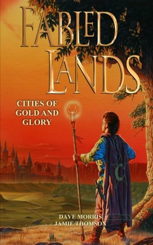 9780956737212: Fabled Lands 2: Cities of Gold & Glory: Volume 2