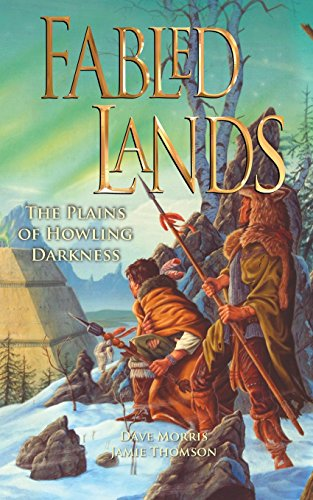 9780956737236: Fabled Lands 4: The Plains of Howling Darkness