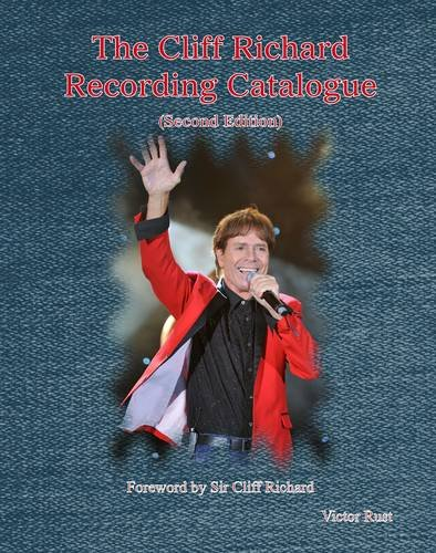 9780956738479: The Cliff Richard Recording Catalogue