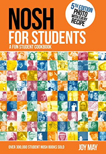 9780956746474: Nosh for Students - A Fun Student Cookbook - Photo with Every Recipe