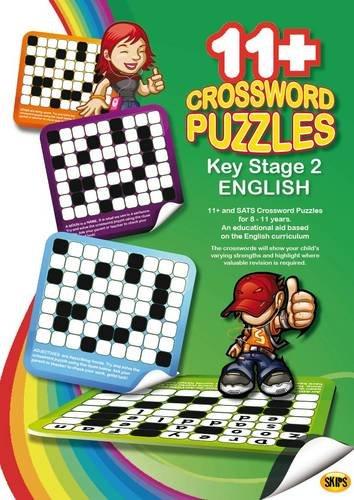 9780956752604: SKIPS 11+ Crossword Puzzles