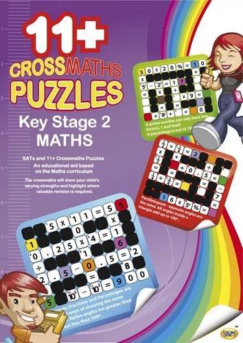9780956752611: Skips 11+ Crossmaths Puzzles: Key Stage 2 Maths