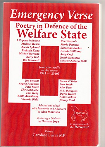 9780956754400: Emergency Verse: Poetry in Defence of the Welfare State