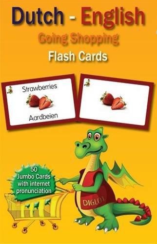 9780956758071: Going Shopping Dutch - English Flash Cards (English and Dutch Edition)