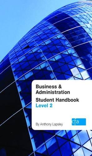 9780956773807: Business + Administration Student Handbook: Level 2
