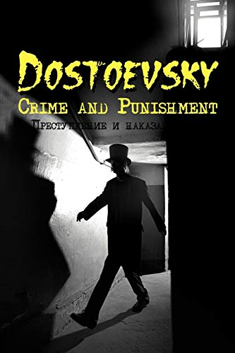 9780956774927: Russian Classics in Russian and English: Crime and Punishment by Fyodor Dostoevsky (Dual-Language Book)