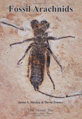 9780956779540: Fossil Arachnids (Monograph Series)