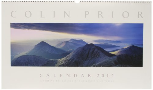9780956782762: Scotland Panoramic Wall Calendar 2014 (Calendars)