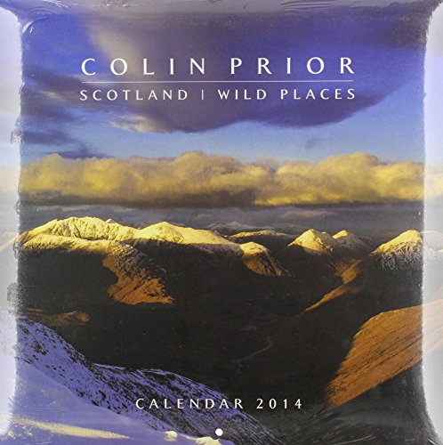 9780956782786: Scotland Wild Places Wall Calendar 2014 (Calendars)