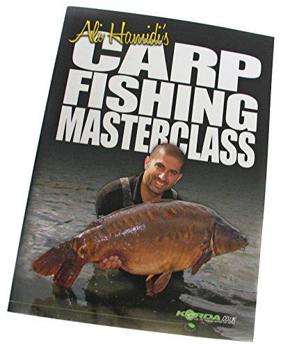 9780956787590: Ali Hamidi's Carp Fishing Masterclass