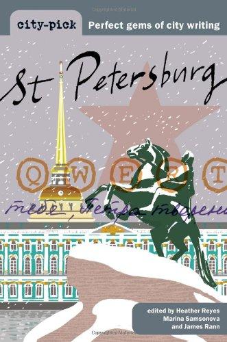 9780956787620: City-pick St Petersburg (City-Pick Series)