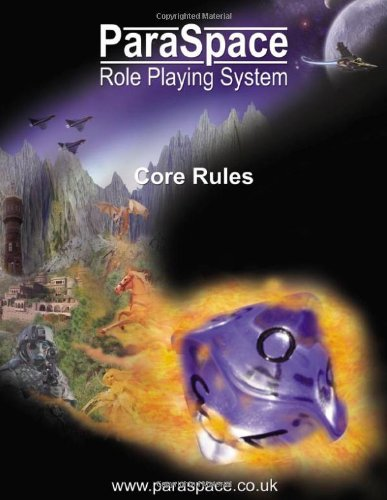 9780956794901: Paraspace Role Playing System