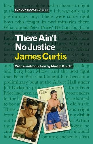 9780956815538: There Ain't No Justice