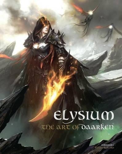 9780956817136: Elysium - The Art of Daarken