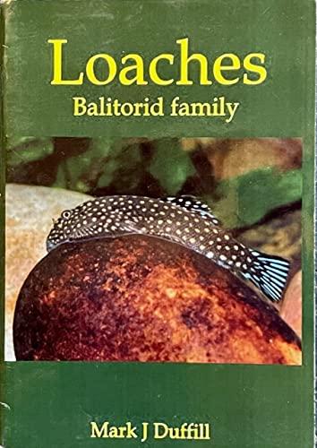 9780956826305: Loaches: Balitorid Family