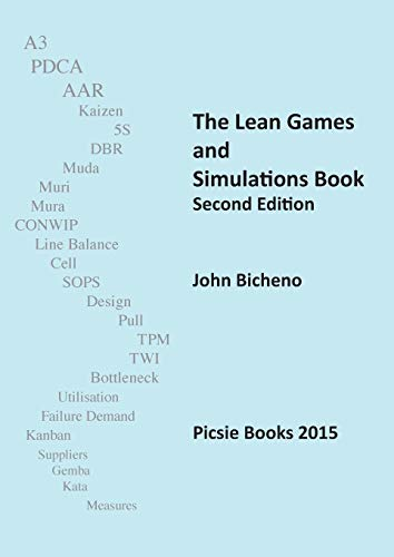 9780956830722: The Lean Games and Simulations Book