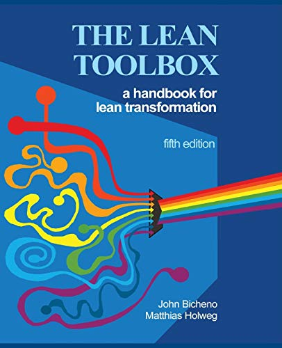 9780956830753: The Lean Toolbox 5th Edition