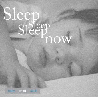 Sleep Sleep Sleep Now for Children: Enchanting: Anna Rowe