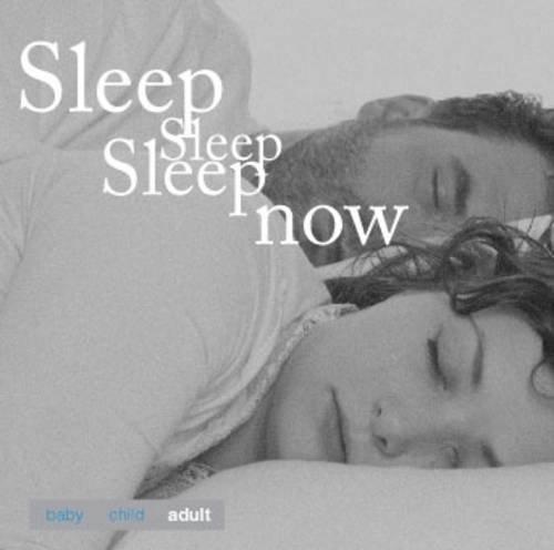 Sleep Sleep Sleep Now: Adult: Essential Guide: Anna Rowe