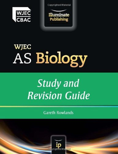 9780956840141: WJEC AS Biology - Study and Revision Guide