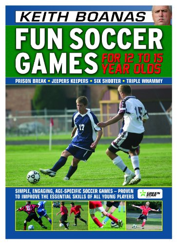 9780956851659: Fun Min Soccer Games for 12 to 15 Year Olds