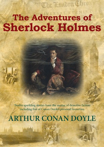 9780956864277: The Adventures of Sherlock Holmes (Illustrated Classics)