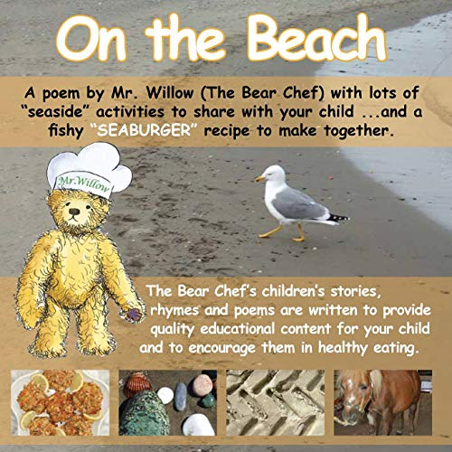 On the Beach (Bear Chef Stories Rhymes): Valerie Grady