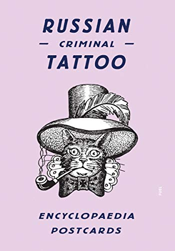 Russian Criminal Tattoo Encyclopaedia Postcards: Baldaev, Danzig;vasiliev, Sergei