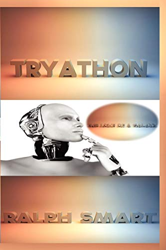 9780956897312: TRYATHON-THE LOVE OF A GALAXY