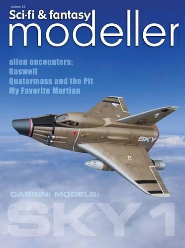 9780956905307: Sci.Fi & Fantasy Modeller: v. 23