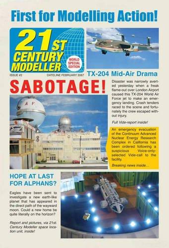 9780956905390: 21st Century Modeller Issue 2