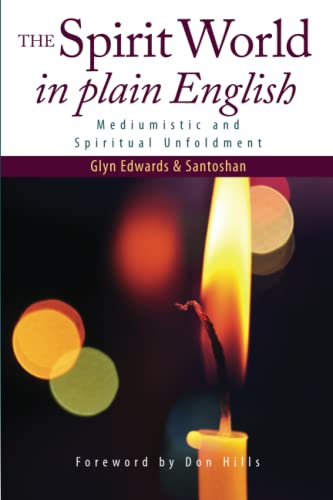 9780956921000: The Spirit World in Plain English: Mediumistic and Spiritual Unfoldment