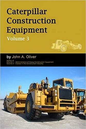 9780956921451: Caterpillar Construction Equipment: v.3