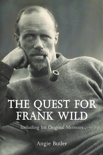 9780956927200: The Quest for Frank Wild