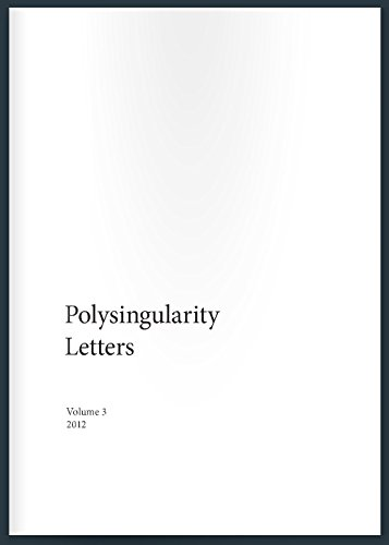 9780956956941: Polysingularity Letters