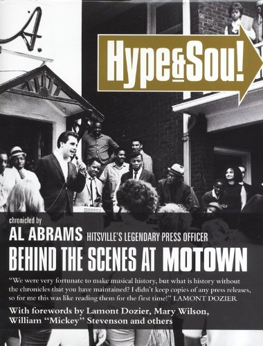 9780956959300: Hype & Soul: Behind the Scenes at Motown