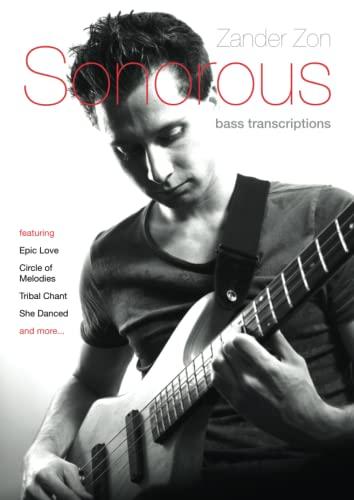9780956964618: Zander Zon - Sonorous Bass Transcriptions