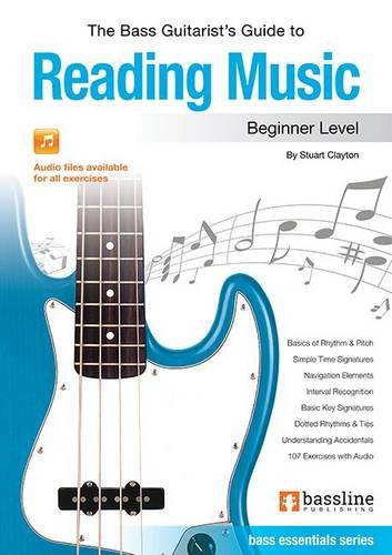 9780956964663: The Bass Guitarist's Guide to Reading Music: Beginner