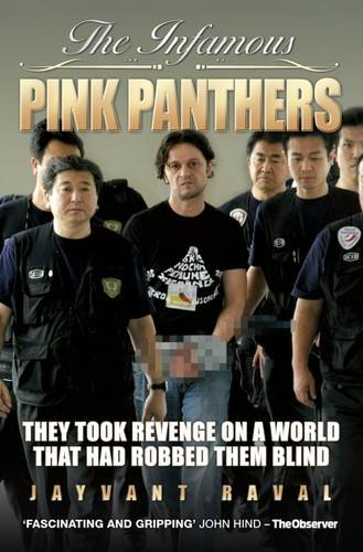 9780956988331: The Infamous Pink Panthers (Monegasque)